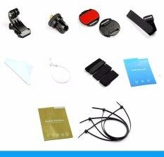 Vorstek H3r Geekam 4k Action Camera (black) - Intl ราคา 2,284 บาท(-75%)