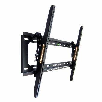 VRN-HD ขาแขวนทีวี LCD,LED TV 50 - 85 นิ้วแบบปรัมก้ม-เงยได้ รุ่น VRN-5085B (สีดำ)