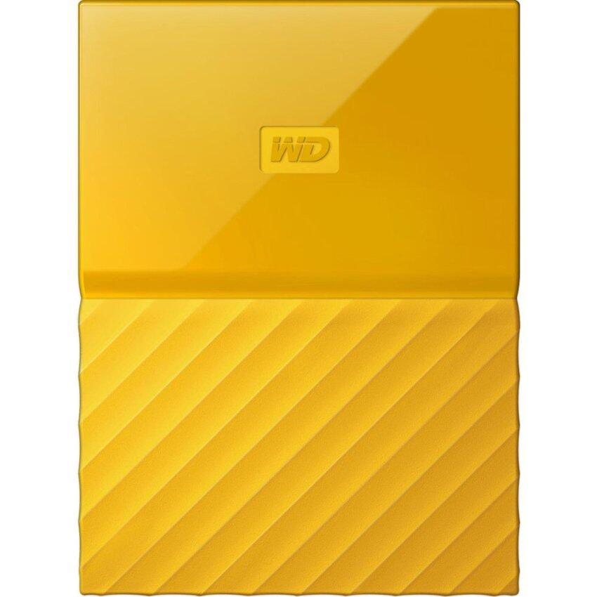 WD HDD Ext 2TB My Passport (NEW) 2.5 USB3.0 Yellow