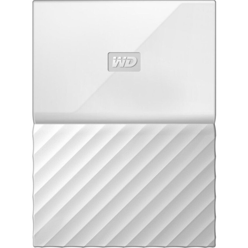 WD HDD Ext 4TB My Passport (NEW) 2.5 USB3.0 White
