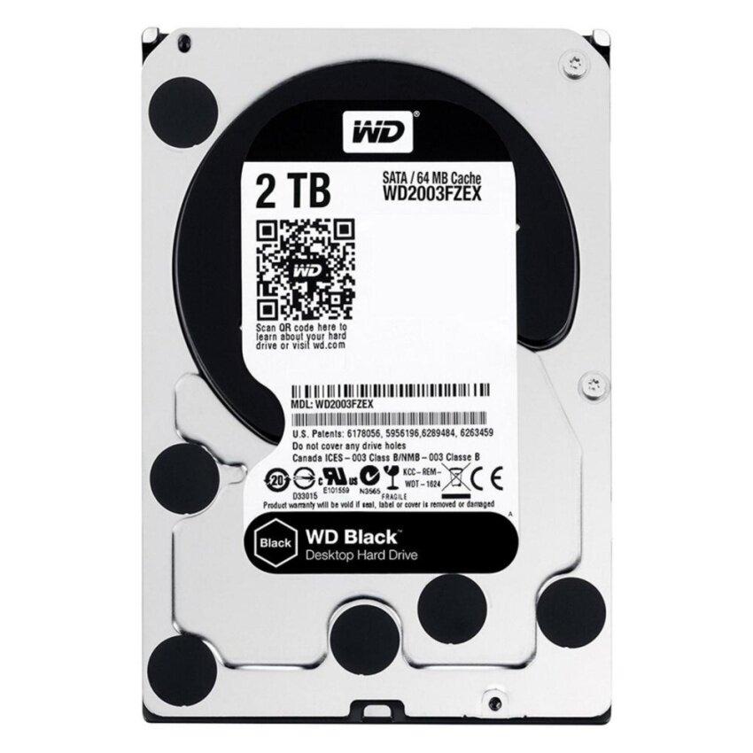 WD HDD HDD 2TB, CAVIAR BLACK