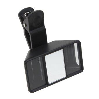 Whyus Universal 3D Mini Photograph Stereo Vision Camera Lens for iPhone Samsung Tablet - Intl - Intl