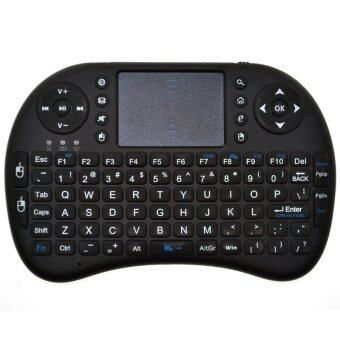 Wireless Keyboard Touchpad for PC Android TV Box PS3