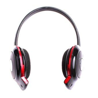 Wireless Stereo Headphone BH503 for Nokia Cellphone (Black/Red) - Intl