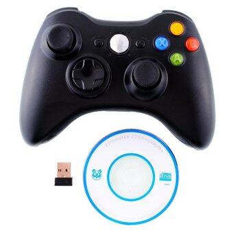 Wireless USB Game Controller Gamepad For PS3 PC 360 Console Black New - intl
