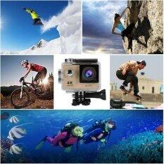 Wond H9r Hd 4k Wifi Action Sports Waterproof Sports Camera Outdoor Video Recording - Intl ราคา 1,216 บาท(-67%)