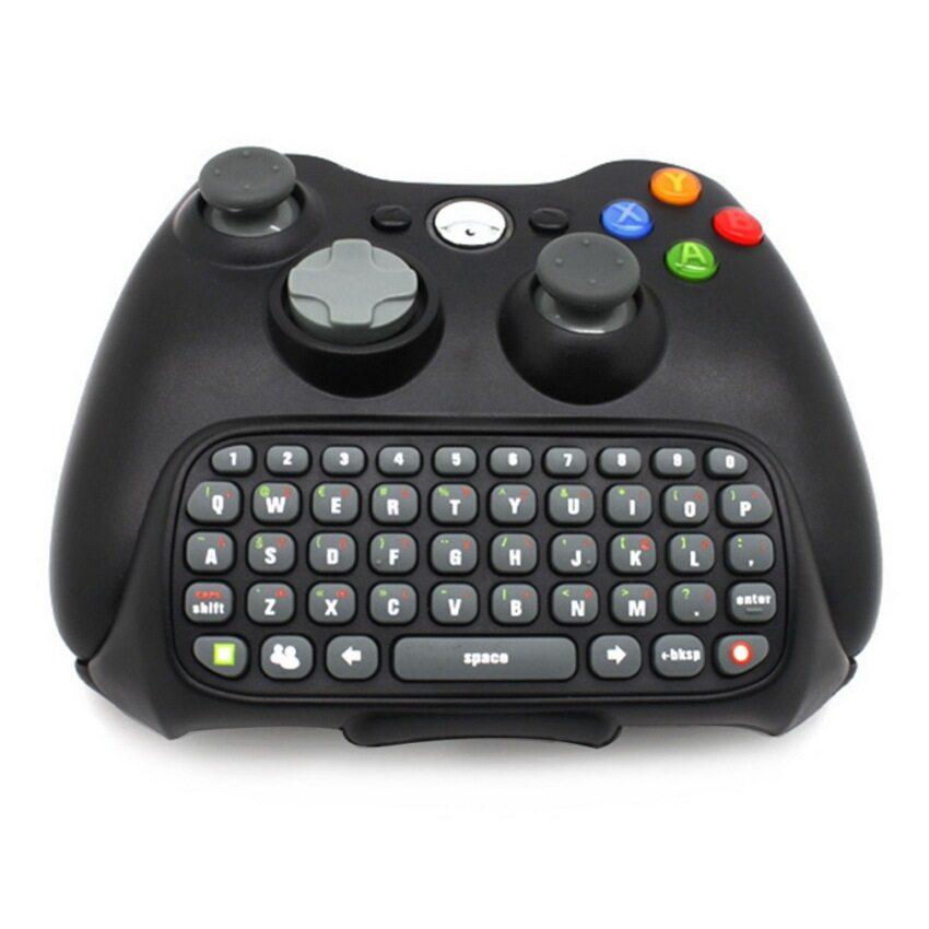 คีย์บอร์ด Xbox 360 อุปกรณ์เสริมเล่นเกมส์ Gaming Gear ...