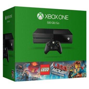XBOX ONE : THE LEGO MOVIE VIDEO GAME BUNDLE [500GB]
