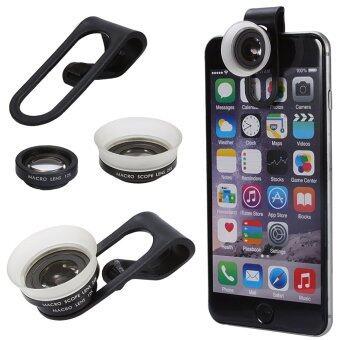 XCSource เลนส์ติดโทรศัพท์ 12X-24X Microscope Micro Lens สำหรับ iphone 5S 6 Plus