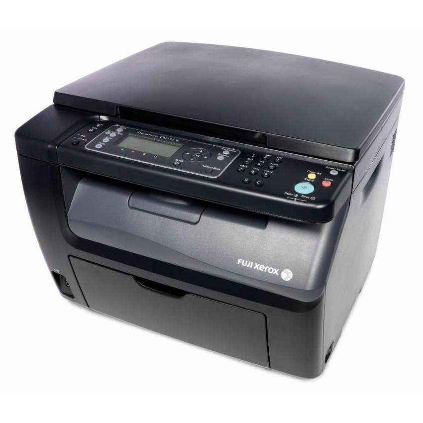 Xerox Printer รุ่น DocuPrint CM115w multifunction color printer(Warranty 3 years)