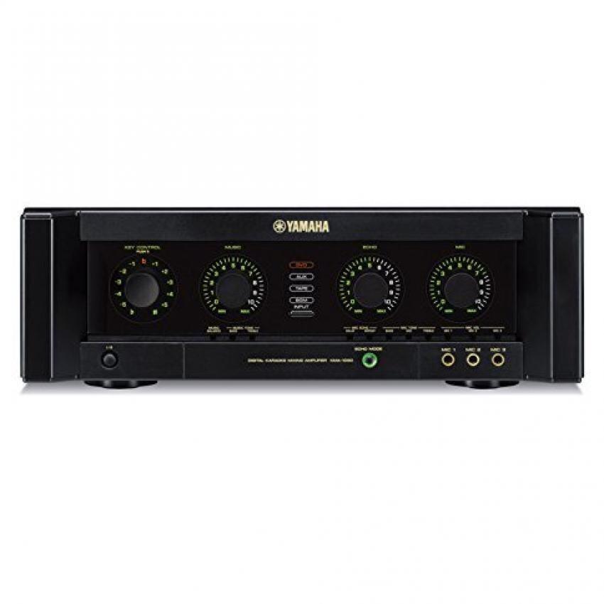 Yamaha KMA-1080 Karaoke Amplifier (Black) ...
