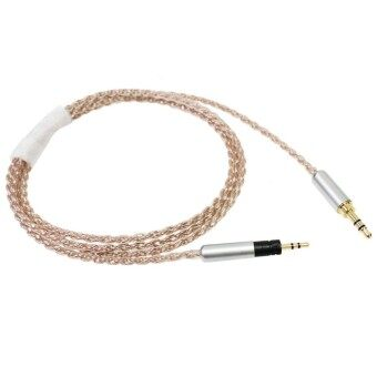 ZY HiFi Cable Sennheiser Momentum Headphone Cable 6N OCC ZY-072 (Clear)