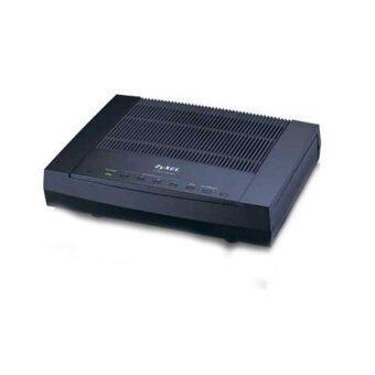 ZyXEL ADSL2+4-port Gateway P-660H-TX (Black)