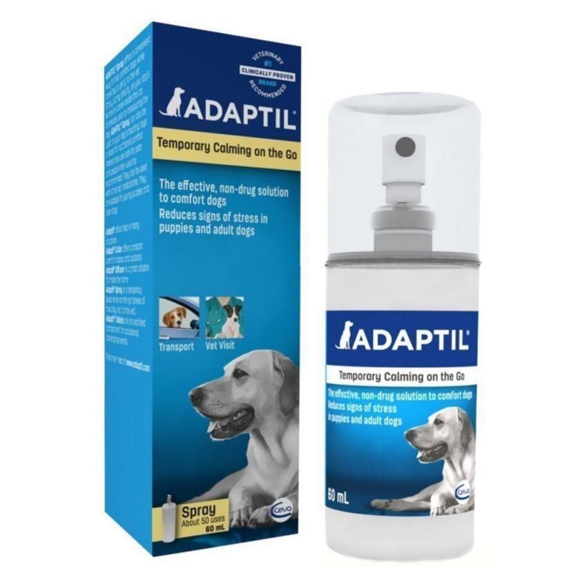 Adaptil สเปรย์คลายเครียดสำหรับสุนัข