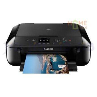 เครื่องพิมพ์มัลติฟังก์ชั่น All-in-one หน้าจอ LCD 2.5นิ้ว รุ่น MG5770