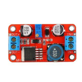 Allwin XL6019 5A Max Current DC to DC Adjustable Boost Power Supply Board Module