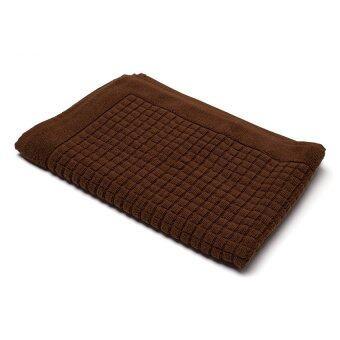 Cannon ผ้าขนหนู Egyptian Cotton 100% รุ่น MEE ขนาด 20 x 30 นิ้ว (BROWN)