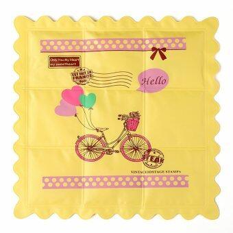 Cooling Pad Happy Bike (Yellow)
