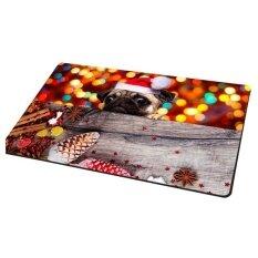 Cute Christmas Animal Doormat Indoor Non-Slip Kitchen.bathroom Carpet Bathmat Dog Ca5373 Multicolor - Intl ราคา 708 บาท(-23%)