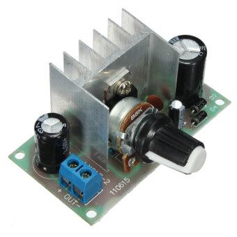 DC/AC to DC LM317 Power Continuous Adjustable Voltage Regulator 1.25V-37V USA