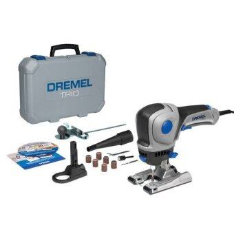 DREMEL TRIO เครื่องมือ ตัด ขัด เจาะ อเนกประสงค์ รุ่น 6800-3/8 (Grey)