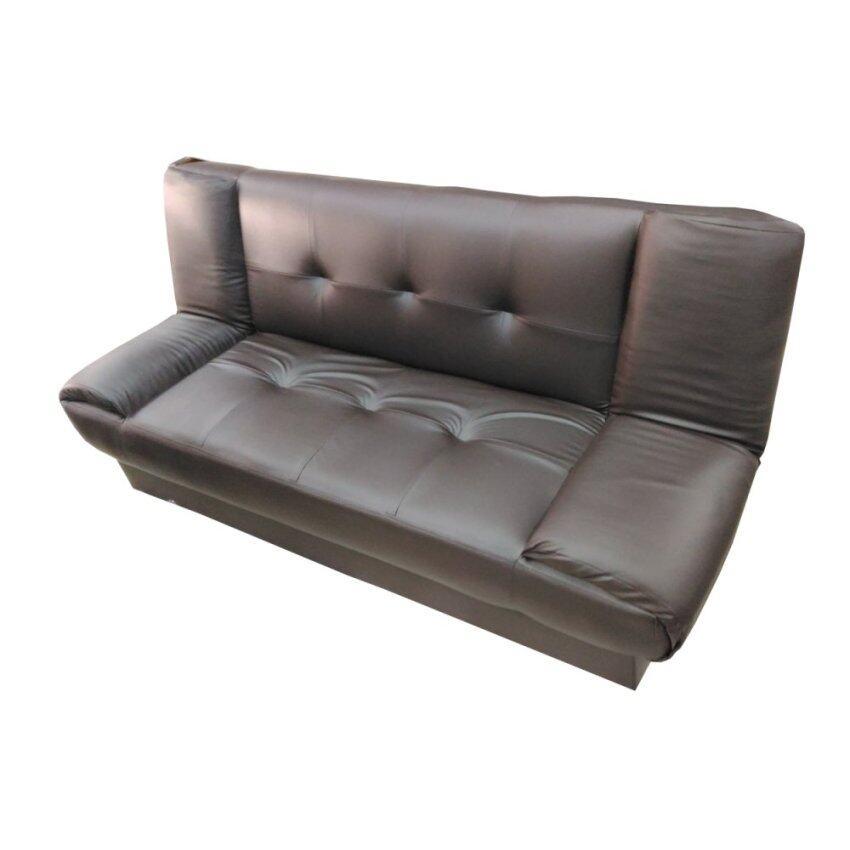 สินค้าแนะนำENZIO โซฟาปรับนอน 3 ที่นั่ง ใหญ่พิเศษหุ้มหนังอย่างดี คละแบบ รุ่นNature-3 (สีน้ำตาล) ไม่แพง