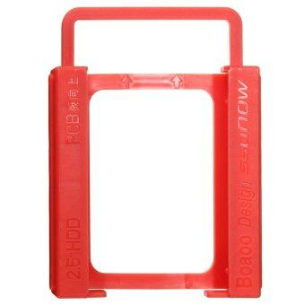 Hard Disk Mounting Adapter 2.5inch TO 3.5inch SSD HDD Notebook Bracket Dock Holder