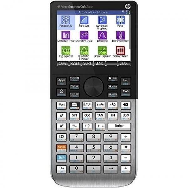 HP Prime Graphing Calculator - intl image