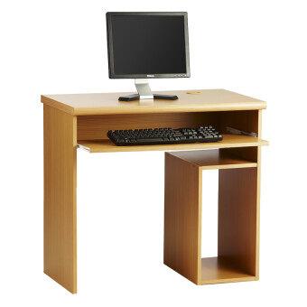 Tesco เทสโก้ โต๊ะคอมพิวเตอร์ 1 ระดับ 80 x 45 x 73 ซม