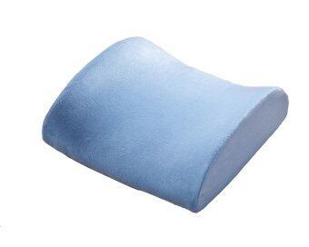 9sabuy เบาะรองหลัง Memory foam รุ่น CSM008 - สีฟ้าอ่อน