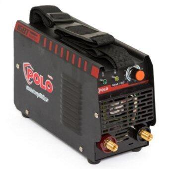 POLO เครื่องเชื่อม ARC INVERTER-IGBT รุ่น MINI160 (สีดำ)