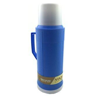 NIKKO กระติกเก็บน้ำร้อน 2.0 ลิตร รุ่น N-555 (สีฟ้า)