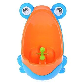 PP Material Babies Urinal Washable Environmental (BLUE)