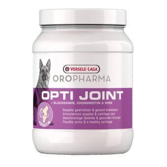 Oropharma อาหารเสริมบำรุงข้อ-กระดูก สุนัข บรรเทาอาการโรคข้อเสื่อมด้วยกลูโคซามีน คอนดรอยติน จากธรรมชาติ Opti Joint Dog, 700 g.