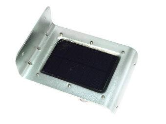 MP.DC Solar Motion Detection Light PIR Solar Powered Wall Lamp 16 LEDs Lights Motion Sensor Lighting Outdoor