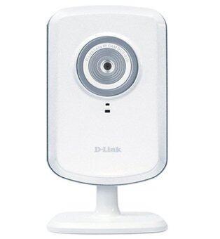 D-Link Wireless IP Camera รุ่น DCS-930L (White)