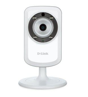 D-Link Wireless N Day/Night IP Camera/Repeater รุ่น DCS-933L (White)