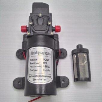 Kranchana Electric PROPUMPS ปั๊มน้ำแบบไดอะแฟรม12โวลท์60วัตต์