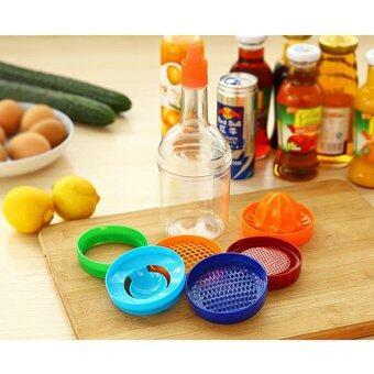 Kitchenware ขวดอเนกประสงค์ 8in1 ที่คั้นน้ำผลไม้