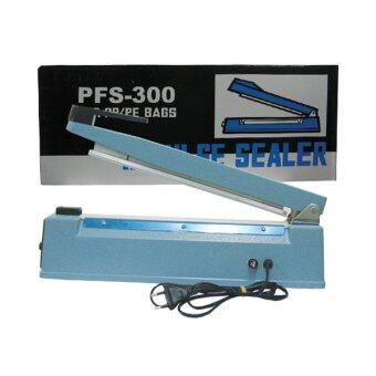 spz เครื่องซีลถุงพลาสติก รุ่น 12 นิ้ว PFS300 (Blue)