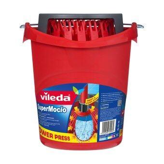 Vileda ถังบิดม็อบ SuperMocio 1 ชิ้น (image 1)