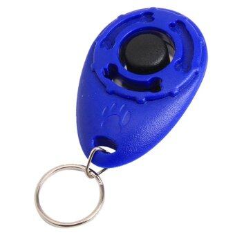 Yingwei Multifunction Dog Quickly Training Clicker Pet Dog Accessories Blue
