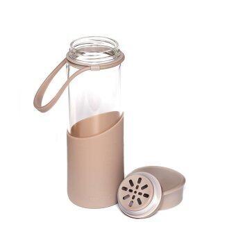 ALADDIN ขวดแก้วใส่น้ำ 0.5 ลิตร