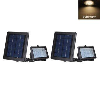 Solarsolute สปอตไลท์โซลาร์เซลล์ 40 LED