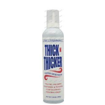 ChrisChristensen ครีมมูส Thick N Thicker Whipped Crème Mousse (aerosol) ขนาด 10oz