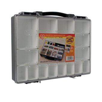 APEX กล่องเก็บอะไหล่ รุ่น PS-330 (Gray)