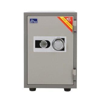 APEXT ตู้เซฟกันไฟขนาดเล็ก รุ่น SPT-21S - Gray