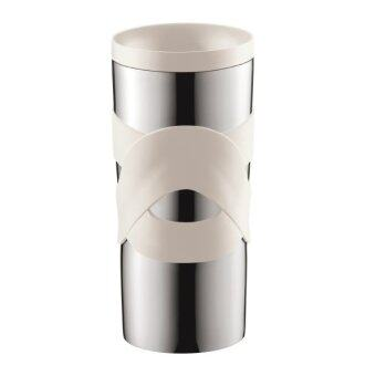 Bodum กระติกน้ำพกพา 0.35L สีขาว
