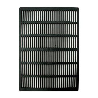 P-Product SP013 สแลทพลาสติกอเนกประสงค์(สีดำ)