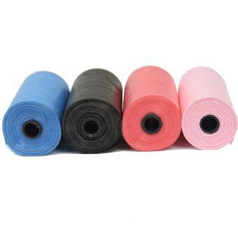 Aukey Pet Poop Bags Set of 20 (Multicolor)
